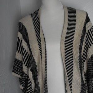 Tobi XS/S sweater kimono